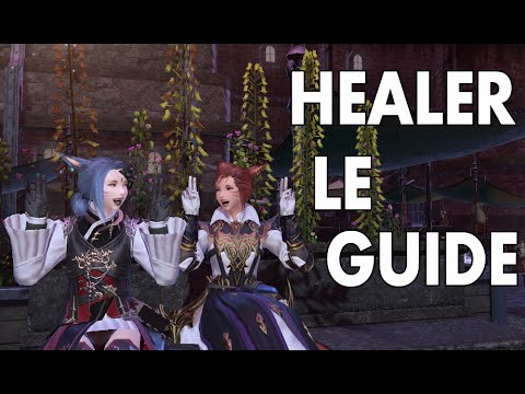 how to get aggro in ff14 as healer
