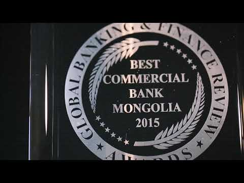 Global Banking and Finance Review - Best Commercial Bank of Mongolia 2015