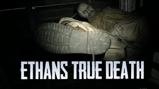 The Moment Ethan Winters Really Died in Resident Evil 7 - RE 8 Secrets Revealed