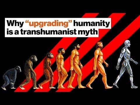 Why 'upgrading' humanity is a transhumanist myth   Douglas Rushkoff