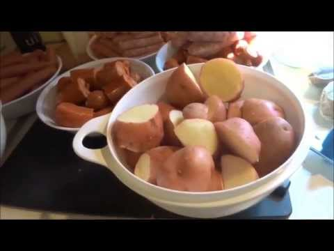 new england style clam boil