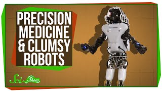 Precision Medicine And The Science Of Clumsy Robots