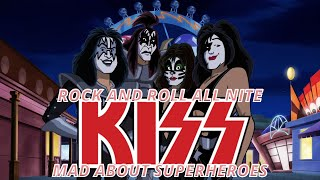 Kiss: Rock and Roll All Nite (Animated)