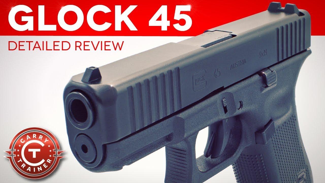 Full Glock 45 Review | Episode #65