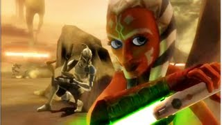 Star Wars The Clone Wars Heroes de la Republica - Parte 1 - Español