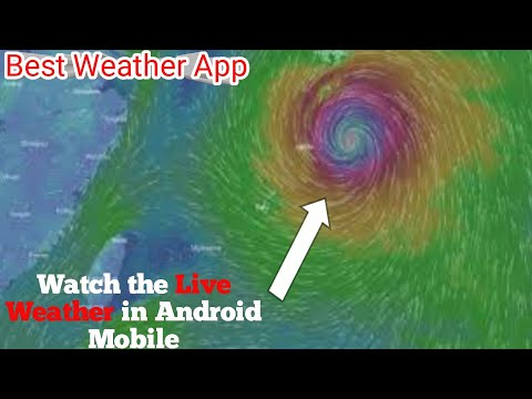 Best Weather App For Android । The Weather Channel App Complete Review । Free Weather Apps In 2020