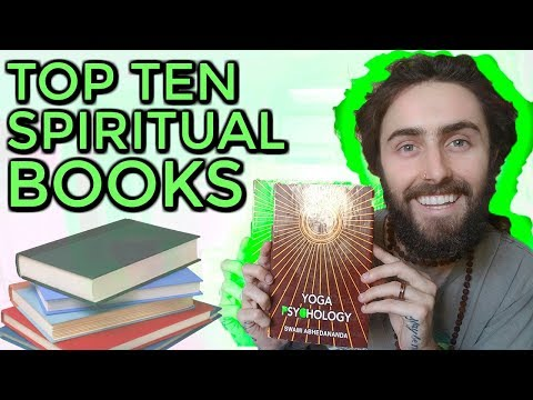 The Top 10 Books For Spiritual Growth!
