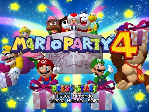 Mario Party Island Tour Review Youtube