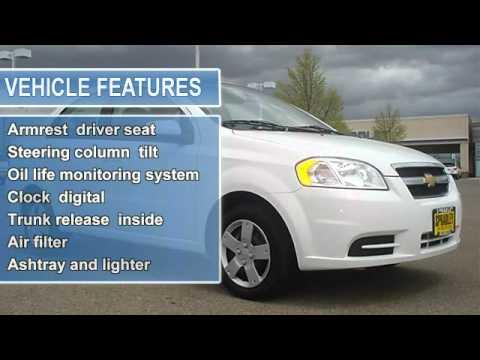 2010 Chevrolet Aveo Spradley Chevrolet Hyundai Pueblo Co 81008