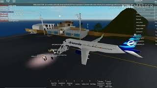 Lemonde Airlines ROBLOX A320 Landung! (7. September 2019)