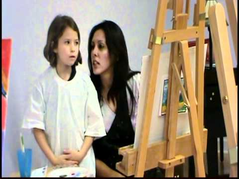 Kids Open Art Studio at Chicago Art and Design Center 1