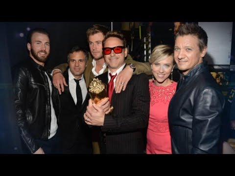 Cast of 'Avengers: Endgame' open up about past decade in Marvel universe