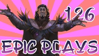 epic hearthstone plays 126