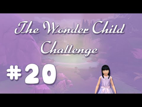 The Sims 4 Wonder Child Challenge 20: Whiz Kid