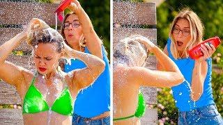 有趣的夏日DIY惡作劇!|| 最適合惡整朋友和家人的DIY惡作劇! 由 123 GO!製作