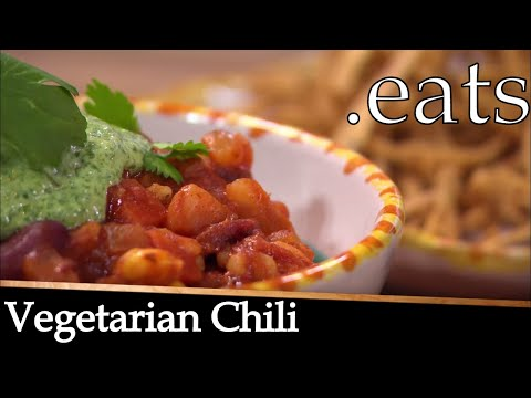 Vegetarian Chili – Chef Michael Smith Recipes