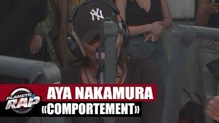 """Aya Nakamura """"Comportement"""" en live #PlaneteRap"""