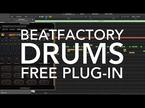 BEATFACTORY Drums Beatskillz | FREE PLUG-IN WEEKLY