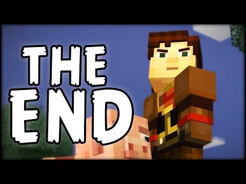 MINECRAFT: Story Mode - Episode Three Ending! [12]