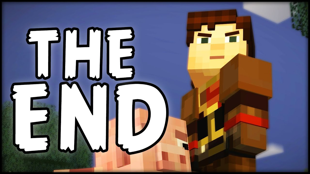 MINECRAFT: Story Mode - Episode Three Ending! [12] - YouTube