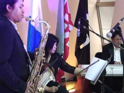 What A Wonderful World Cover By 1st Option Jazz