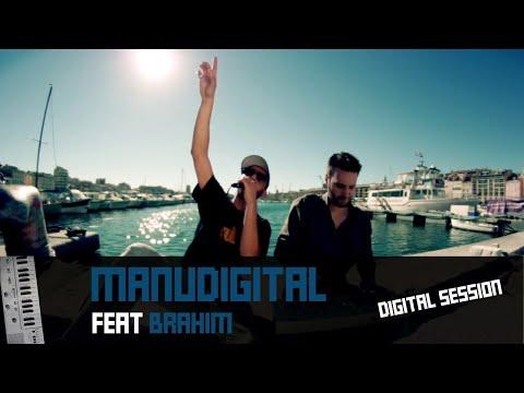 "MANUDIGITAL & BRAHIM ""Dj"" - DIGITAL SESSION #2 (Official Video)"