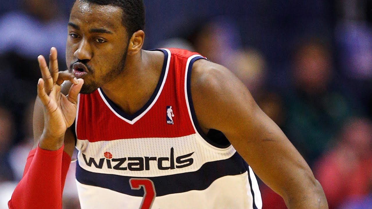 """mr john wall Shaq and charles barkley reach a consensus on john wall  you talk about  kyrie, but you can't forget mr john wall,"""" shaq continued."""