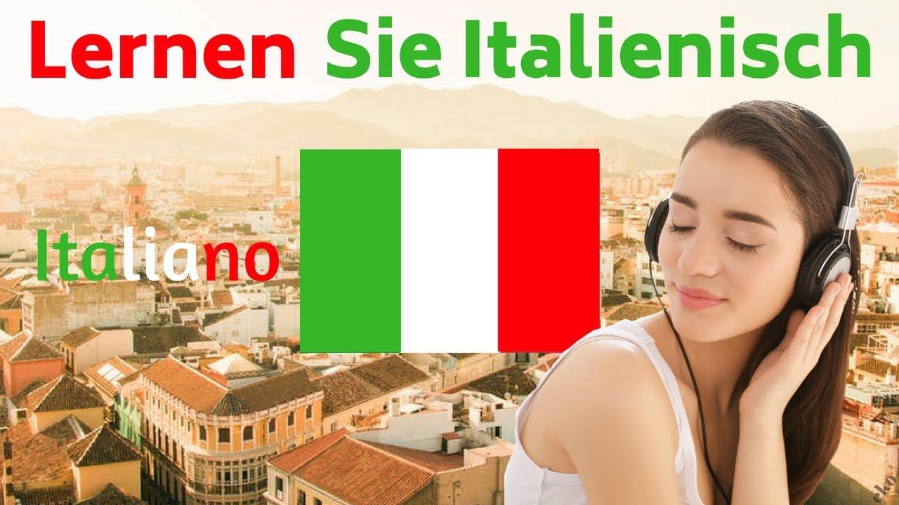 lernen sie italienisch im schlaf die wichtigsten italienischen satze und worter italienisch