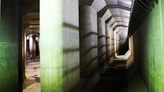 GCANS - Drainage Cavern - Tokyo, Japan