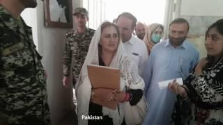 PTI Leader Dr Ghazna Khalid Siddiqui determined for betterment of health in FATA | PakiXah