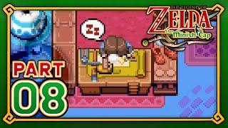 The Legend of Zelda: The Minish Cap - Part 8 - Pegasus Boots!