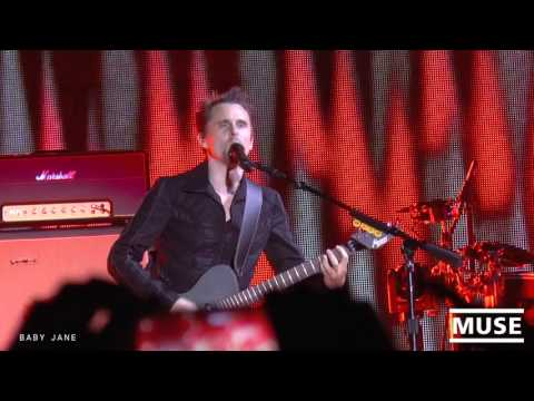 MUSE  Time is Running Out @ Drones World Tour in Seoul, 2015 09 30