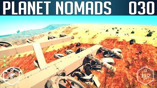 PLANET NOMADS #030 | Umbauarbeiten am Flugzeug | Let's Play Gameplay Deutsch thumbnail