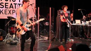 The Thermals - Power Lies (Live on KEXP)
