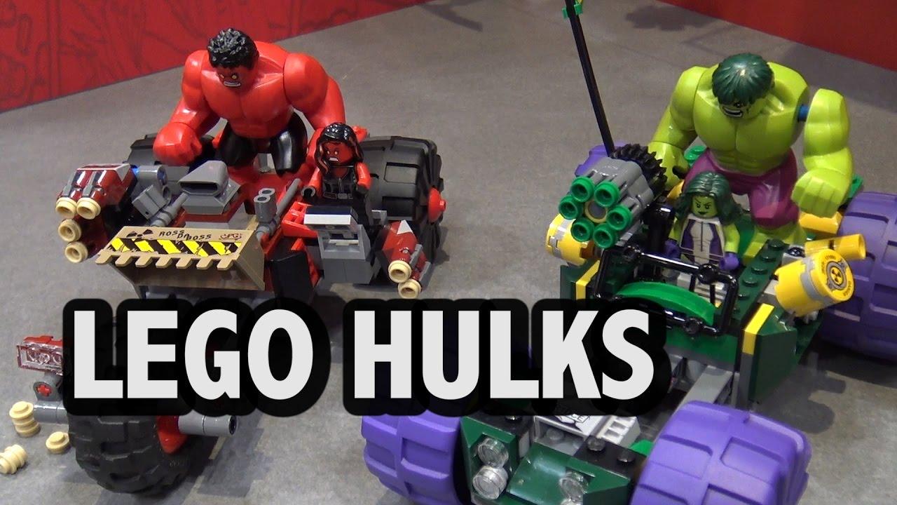 Lego Hulk Sets | www.pixshark.com - Images Galleries With ...