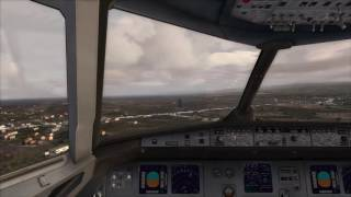 FSX Steam Edition - A318 Thessaloniki Airport Arrival(FSX Steam Edition - A318 Thessaloniki Airport Arrival., 2016-07-25T21:06:20.000Z)