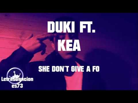 Duki--She don´t give a fo