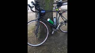 Camponolo Vento Reaction Wheelset first ride out