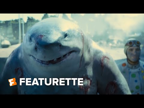 The Suicide Squad Featurette - In On the Action (2021) | Movieclips Trailers