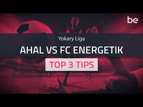 Yokary Liga   Ahal vs FC Energetik top betting tips