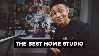 The BEST home studio for a music producer