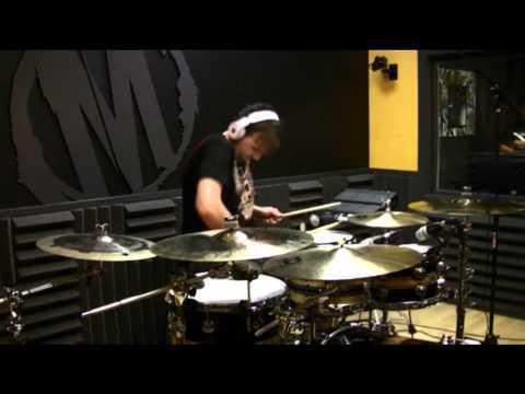 Gaz Bagshaw - Drum cover - Deeper underground by Jamiroquai
