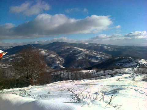 Winter magic spells in Serbia