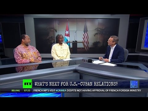 Panel on Cuba P1 - A Victory For The Cuban Revolution?