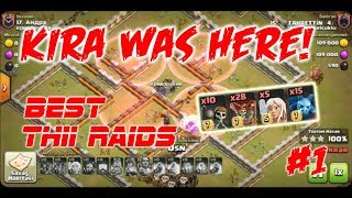 Kira was here! #1 | Best Th11 War Attacks | Clash of Clans