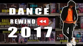 Baixar Bollywood Dance Mashup Rewind of 2017 ❤ VICKY PATEL DANCE #youtuberewind
