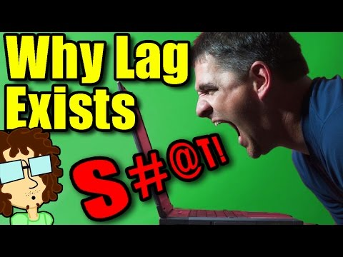 MMO Combat, The FIGHT Against Lag! - Digressing and Sidequesting