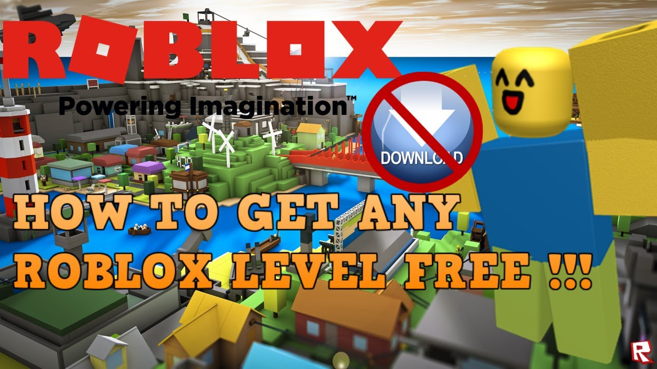 Roblox Free Games Download