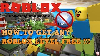 HOW TO UNLOCK ALL PAYED GAMES ON ROBLOX (NO DOWNLOAD)