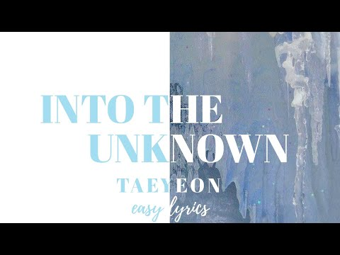 """Download TAEYEON ' Into the Unknown From """"Frozen 2"""" ' 